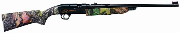 Daisy Outdoor Products Mossy Oak Grizzly Air Rifle