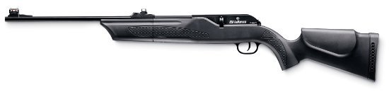 A very serious CO2 hunting rifle: the Hammerli 850 AirMagnum