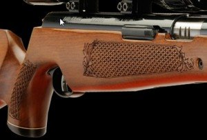 Air Arms TX200 MkIII - one of the most accurate and beautiful springers!