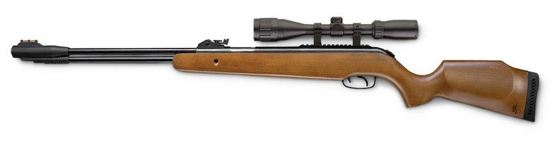 Browning Leverage Air Rifle Combo Review