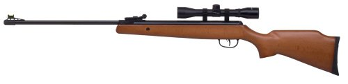 Crosman Optimus .22 Air Rifle Review