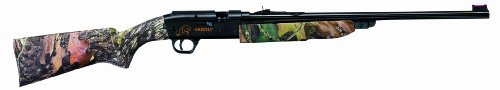 Mossy Oak Grizzly Air Rifle - Daisy's single-stroke pneumatic.