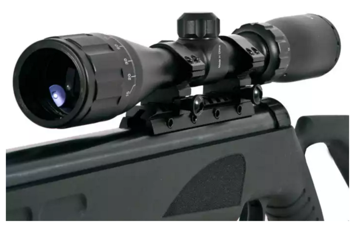 Umarex Octane scope